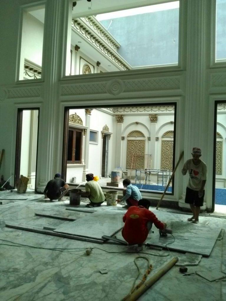 Renovasi bangunan jakarta