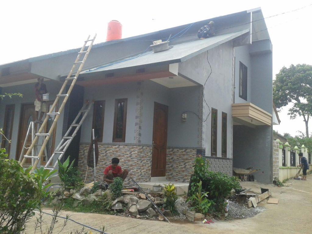 Renovasi Rumah bangunan Sawangan Depok