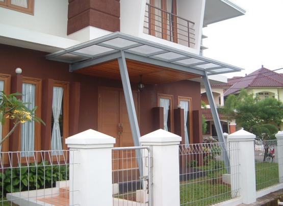 Design Kanopi Minimalis